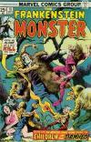 Frankenstein #18 comic books for sale