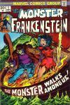 Frankenstein #5 comic books for sale