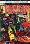 Frankenstein #6 comic books for sale