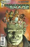Frankenstein: Agent of S.H.A.D.E. #2 comic books for sale