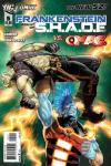 Frankenstein: Agent of S.H.A.D.E. #5 comic books for sale