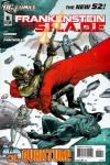 Frankenstein: Agent of S.H.A.D.E. #6 comic books for sale
