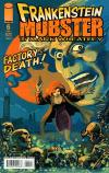 Frankenstein Mobster #6 Comic Books - Covers, Scans, Photos  in Frankenstein Mobster Comic Books - Covers, Scans, Gallery