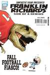 Franklin Richards: Fall Football Fiasco Comic Books. Franklin Richards: Fall Football Fiasco Comics.