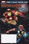 Free Comic Book Day 2010: Iron Man/Nova comic books