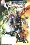 Free Comic Book Day: Avengers 2009 comic books