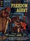 Freedom Agent #1 Comic Books - Covers, Scans, Photos  in Freedom Agent Comic Books - Covers, Scans, Gallery