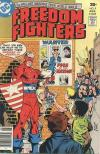 Freedom Fighters #9 comic books for sale