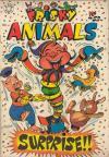 Frisky Animals #53 comic books for sale