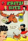 Fritzi Ritz #50 comic books for sale