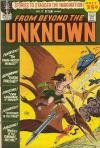 From Beyond the Unknown #12 comic books for sale