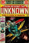 From Beyond the Unknown #18 comic books for sale