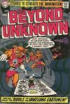 From Beyond the Unknown #4 comic books for sale