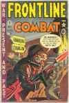 Frontline Combat comic books
