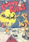 Funny Folks #12 comic books for sale