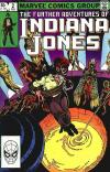Further Adventures of Indiana Jones #2 comic books for sale