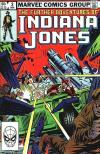 Further Adventures of Indiana Jones #3 comic books for sale