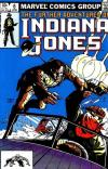 Further Adventures of Indiana Jones #6 comic books for sale