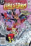 Fury of Firestorm #4 comic books for sale