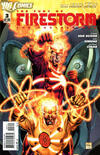 Fury of Firestorm: The Nuclear Men #3 comic books for sale