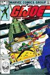 G.I. Joe: A Real American Hero #13 Comic Books - Covers, Scans, Photos  in G.I. Joe: A Real American Hero Comic Books - Covers, Scans, Gallery