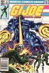 G.I. Joe: A Real American Hero #3 Comic Books - Covers, Scans, Photos  in G.I. Joe: A Real American Hero Comic Books - Covers, Scans, Gallery