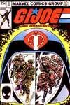 G.I. Joe: A Real American Hero #6 Comic Books - Covers, Scans, Photos  in G.I. Joe: A Real American Hero Comic Books - Covers, Scans, Gallery
