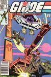 G.I. Joe: A Real American Hero #8 Comic Books - Covers, Scans, Photos  in G.I. Joe: A Real American Hero Comic Books - Covers, Scans, Gallery