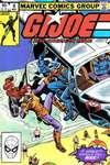 G.I. Joe: A Real American Hero #9 Comic Books - Covers, Scans, Photos  in G.I. Joe: A Real American Hero Comic Books - Covers, Scans, Gallery