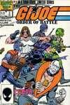 G.I. Joe Order of Battle #3 comic books for sale