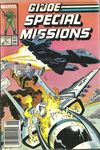 G.I. Joe Special Missions #5 comic books for sale