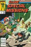 G.I. Joe Special Missions #8 comic books for sale