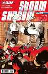 G.I. Joe: Storm Shadow comic books