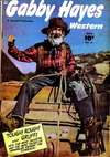 Gabby Hayes Western #6 comic books for sale