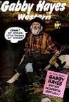 Gabby Hayes Western #8 comic books for sale