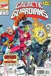 Galactic Guardians #3 comic books for sale
