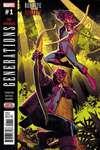Generations: Hawkeye & Hawkeye Comic Books. Generations: Hawkeye & Hawkeye Comics.
