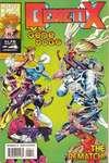 Genetix #4 comic books for sale