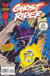 Ghost Rider #52 comic books for sale