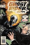 Ghost Rider 2099 #5 comic books for sale