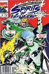 Ghost Rider/Blaze: Spirits of Vengeance #4 comic books for sale
