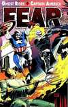 Ghost Rider/Captain America: Fear Comic Books. Ghost Rider/Captain America: Fear Comics.