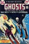 Ghosts #20 comic books for sale