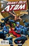 Giant-Size Atom Comic Books. Giant-Size Atom Comics.