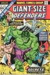 Giant-Size Defenders Comic Books. Giant-Size Defenders Comics.