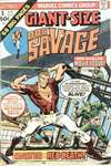 Giant-Size Doc Savage comic books