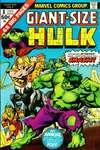 Giant-Size Hulk comic books
