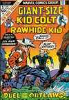 Giant-Size Kid Colt comic books