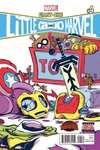 Giant-Size Little Marvel: AvX #4 comic books for sale