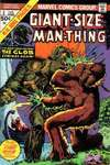 Giant-Size Man-Thing Comic Books. Giant-Size Man-Thing Comics.